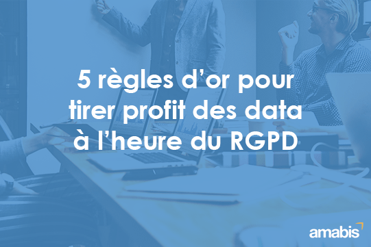 Data management RGPD