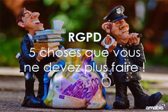 RGPD les bonnes pratiques