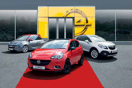 Amabis et Opel Data Management Réseau Distribution automobile