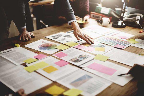 Stratégie d'entreprise, organisation et transformation digitale